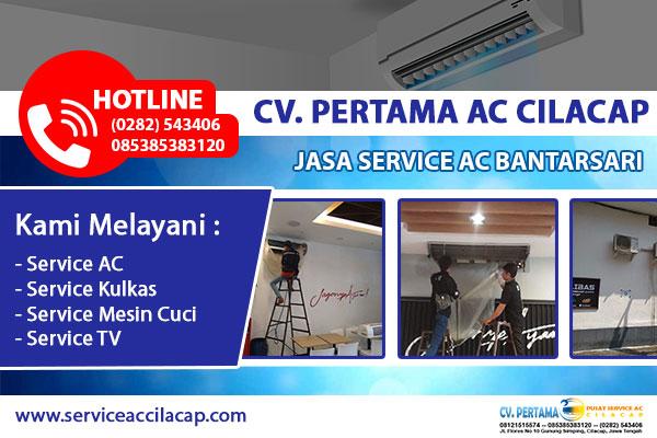 service ac bantarsari